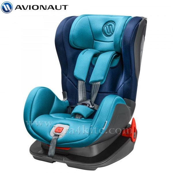 Avionaut - Glider Expedition Isofix столче за кола 9-25кг Ex.03 синьо