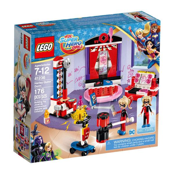 Lego 41236 Super Hero Girls - Общежитието на Харли Куин