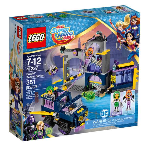 Lego 41237 Super Hero Girls - Тайният бункер на Батгърл