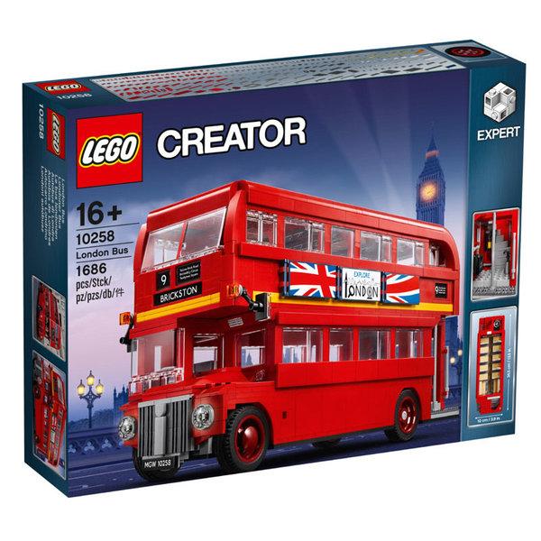 Lego 10258 Creator Expert - Лондонски автобус