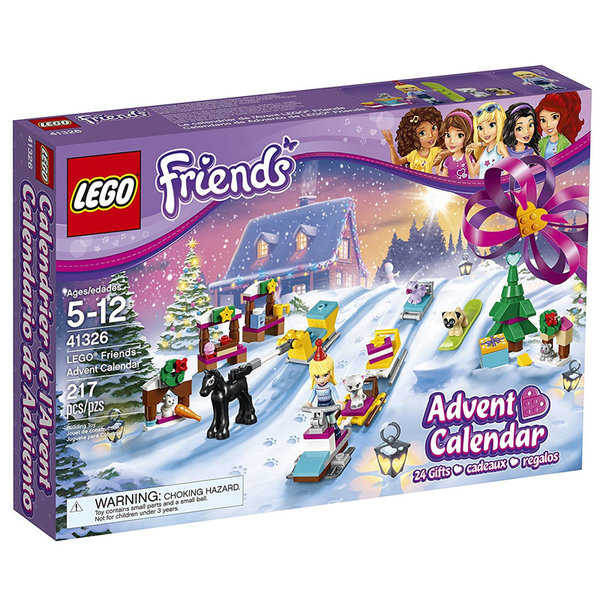Lego 41326 Friends - Коледен календар 2017