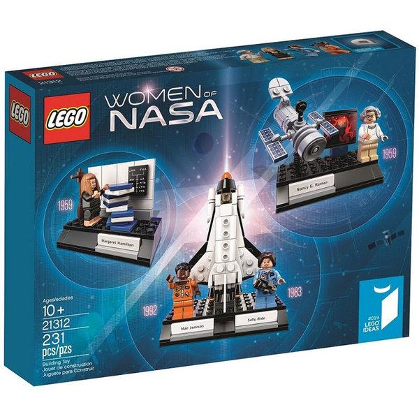 Lego 21312 Ideas - Жените от НАСА