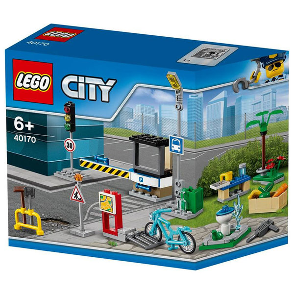 Lego 40170 City - Комплект аксесоари