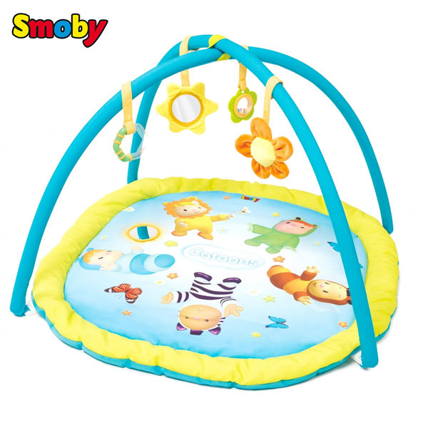 Smoby - Активна гимнастика синя 110212