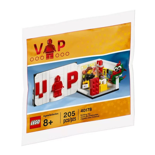 Lego 40178 - ВИП комплект