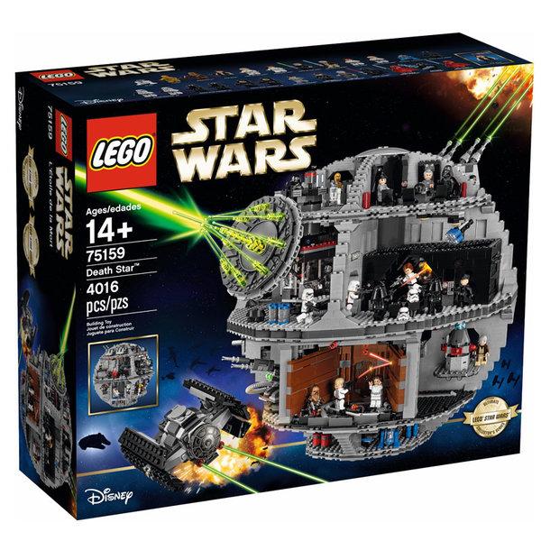 Lego 75159 Star Wars - Звездата на смъртта
