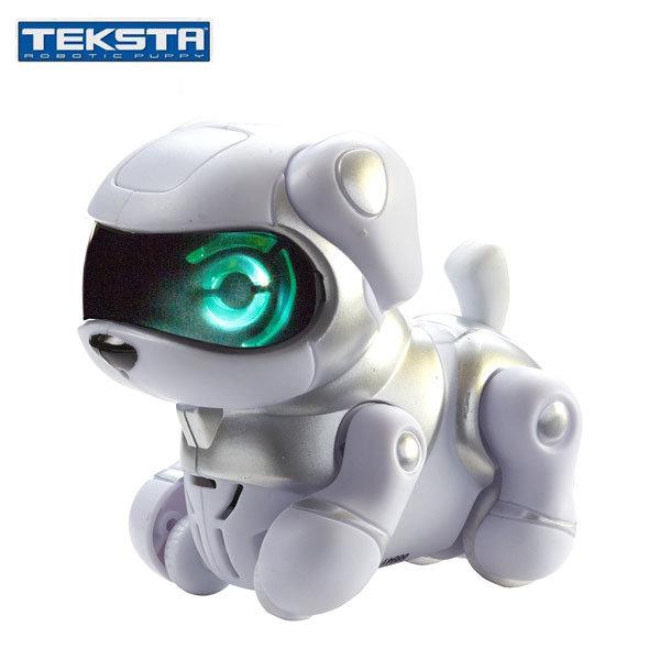 Интерактивно мини куче робот Micro Teksta 63694