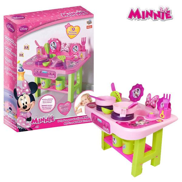 Disney Minnie Mouse - Детска кухня Мини Маус 8412