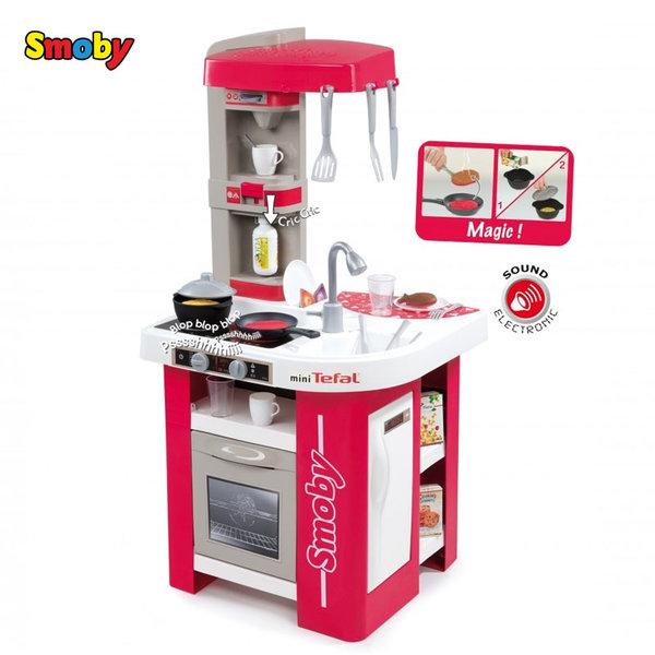 Smoby - Детска кухня Mini Tefal с 27 аксесоара 311022