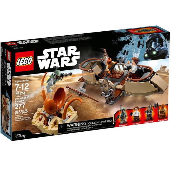 Lego 75174 Star Wars - Бягство от пустинята
