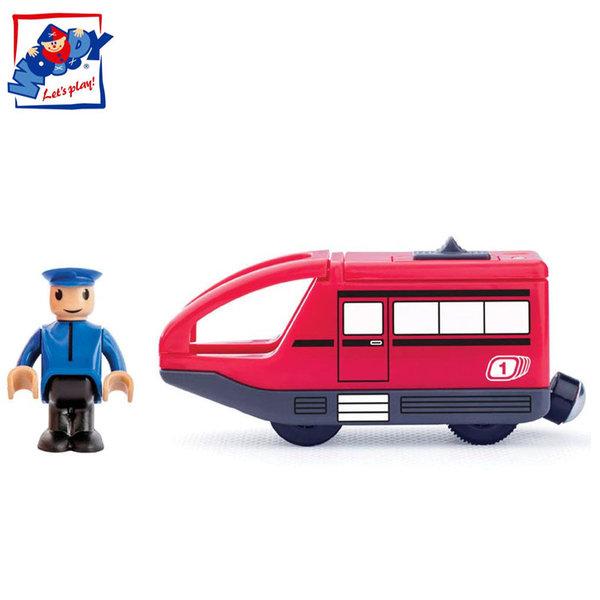 Woody - Локомотив с батерия и машинист 91908