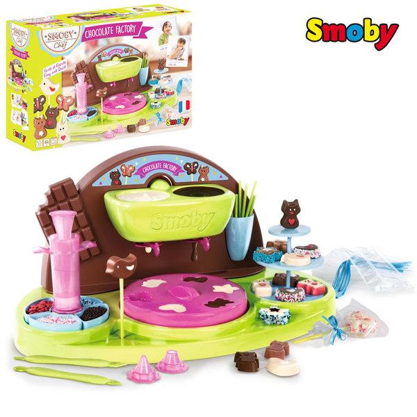 Smoby - Шоколадова фабрика 312102