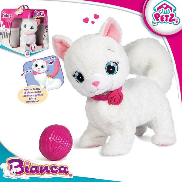 IMC Toys - Интерактивно коте Bianca 95847
