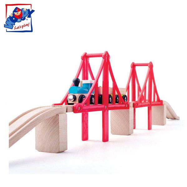 Woody - Дървено влакче Кабелен мост 91817