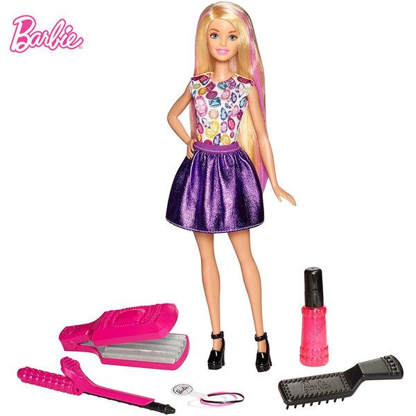 Barbie - Барби Фризьорски салон CRIMPS & CURLS dwk49