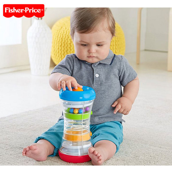Fisher Price - Занимателна играчка Кула 3в1 drg12