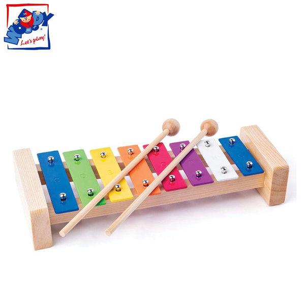 Woody - Детски ксилофон 91892