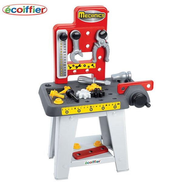 Ecoiffier - Детска работилница с инструменти 2407