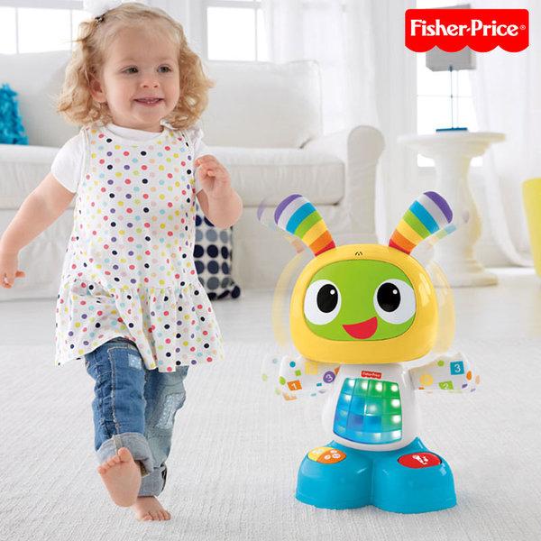 Fisher Price - Музикално танцуващо роботче BeatBo DYH34