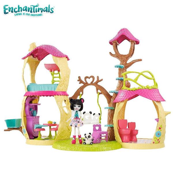 Enchantimals - Комплект за игра Къща на дърво fnm92