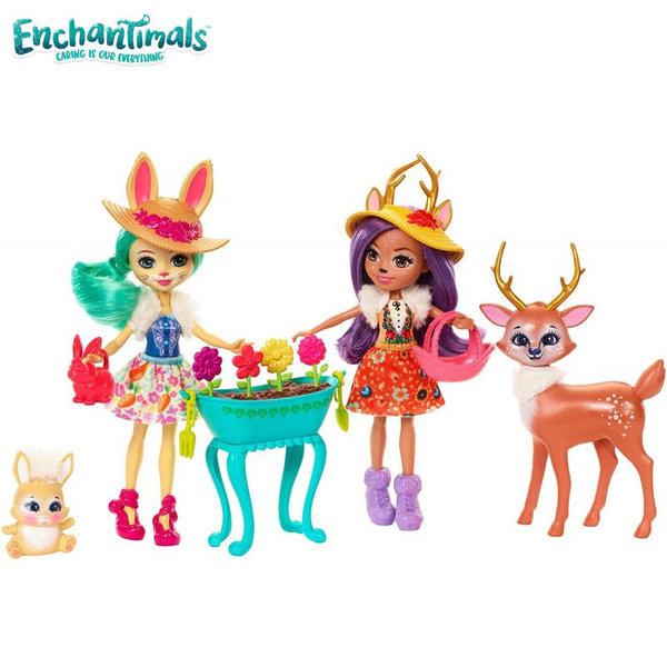Enchantimals - Комплект за игра Магията на градината fdg01