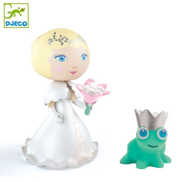 Djeco - Фигурка принцеса Бланка и принц Жабок DJ06774