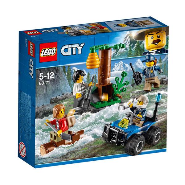 Lego 60171 City - Бегълци в планината