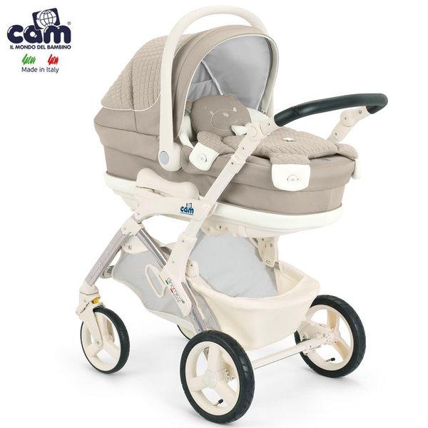 Cam - Комбинирана количка Dinamico Up Orso col.710