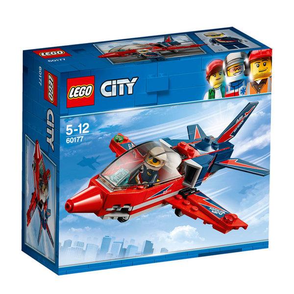 Lego 60177 City - Самолет за авиошоу
