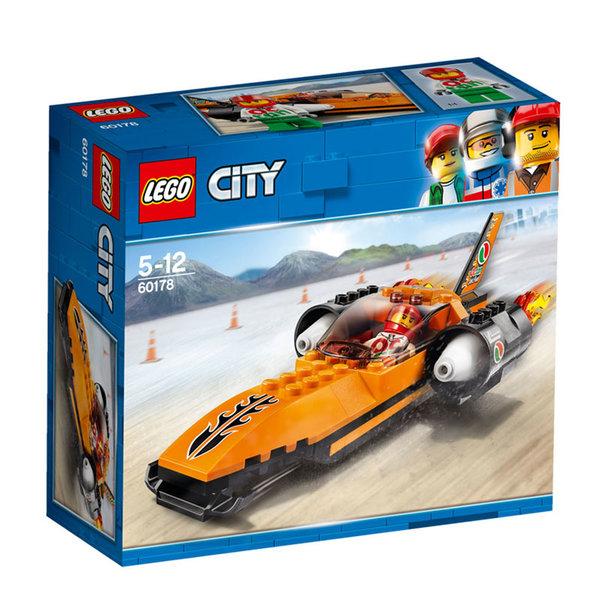 Lego 60178 City - Скоростна кола