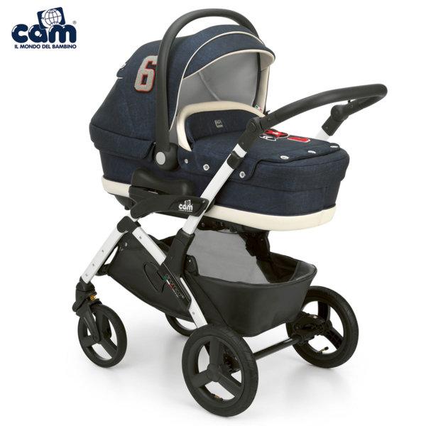 Cam - Комбинирана количка Dinamico Up Top col.709