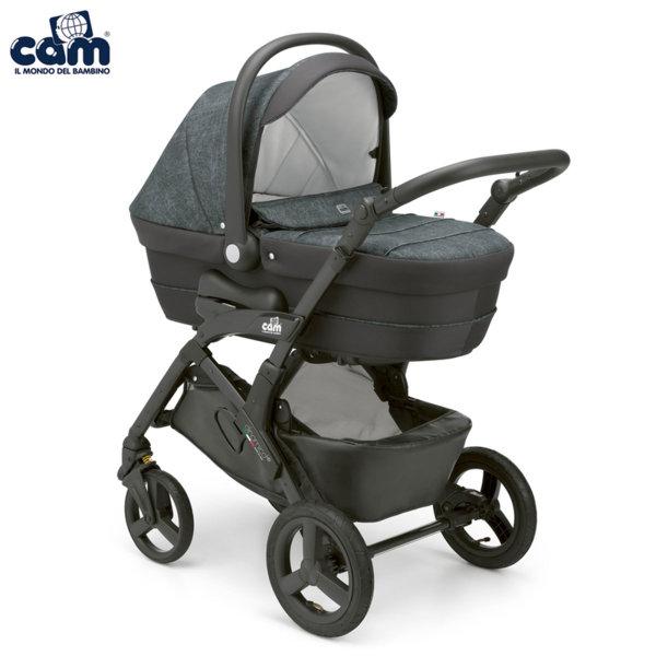Cam - Комбинирана количка Dinamico Up Smart col.651