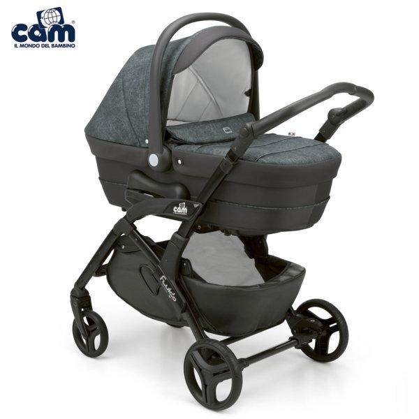 Cam - Комбинирана количка Fluido City Smart col.651