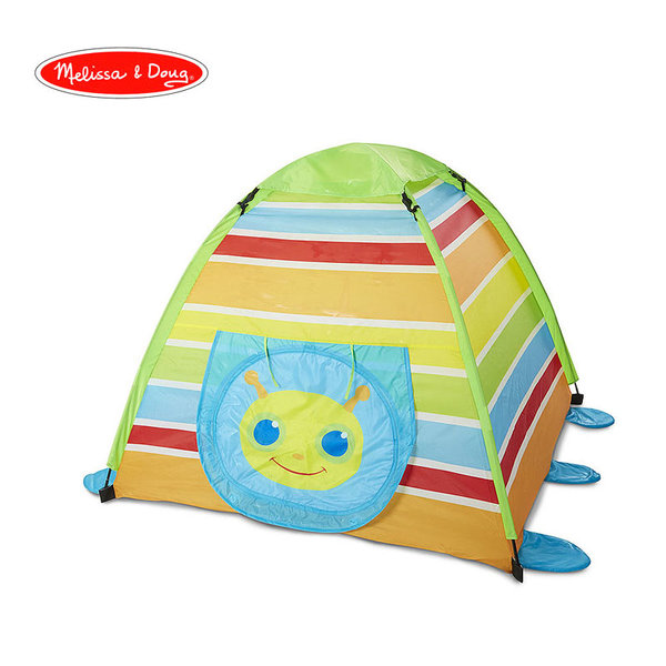 Melissa&Doug - Детска палатка Буболечка 16698