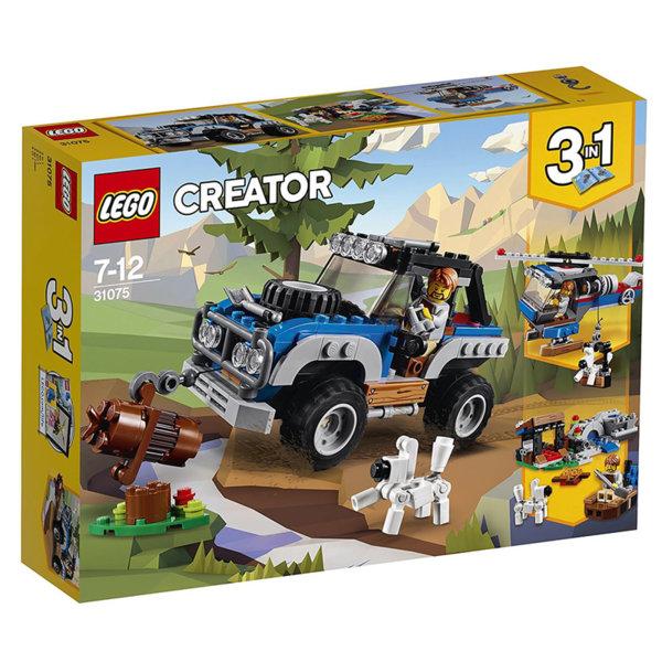 Lego 31075 Creator - Извънземни приключения
