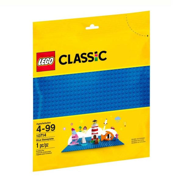 Lego 10714 Classic - Синя основна плоча 25x25см
