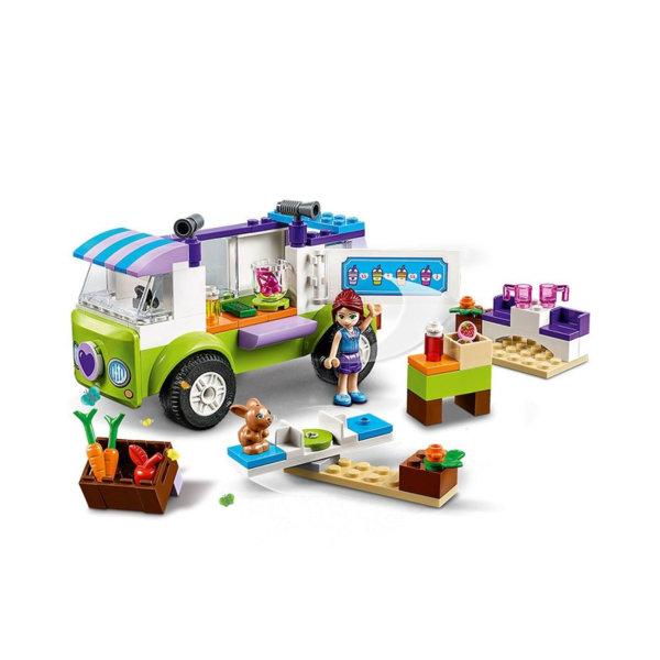 Lego 10749 Juniors Friends - Щанда за био храни на Миа