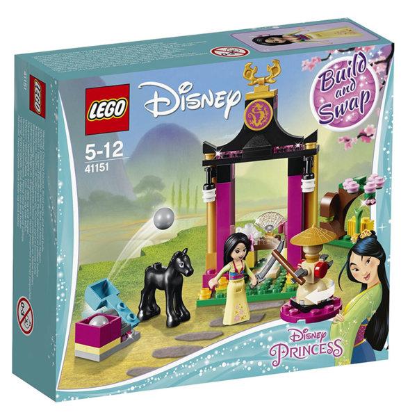 Lego 41151 Disney Princess - Тренировъчния ден на Мулан