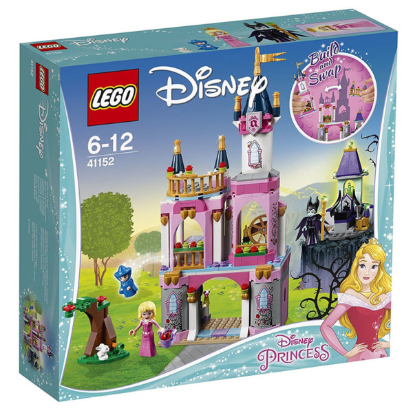 Lego 41152 Disney Princess - Вълшебния замък на Спящата красавица