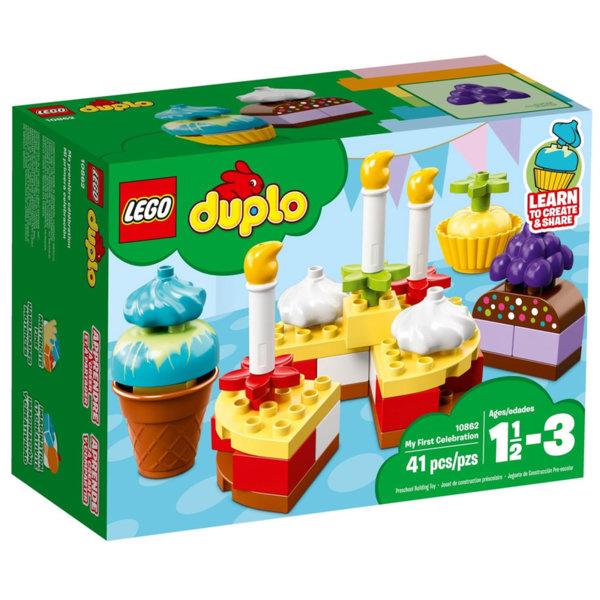 Lego 10862 Duplo - Моето първо празненство