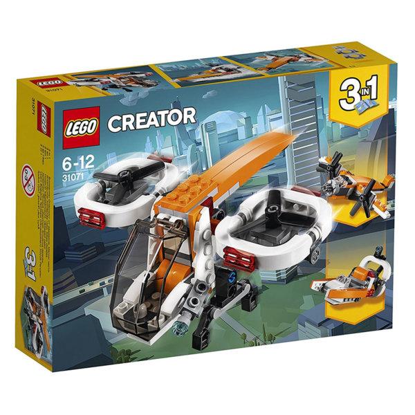 Lego 31071 Creator - Изследователски дрон