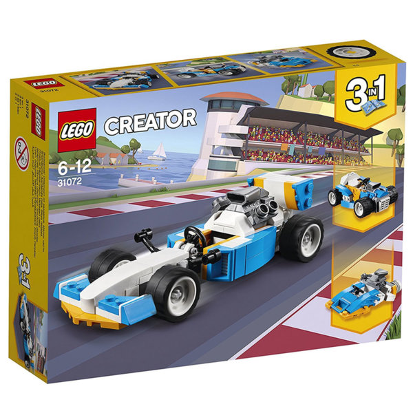 Lego 31072 Creator - Екстремни двигатели