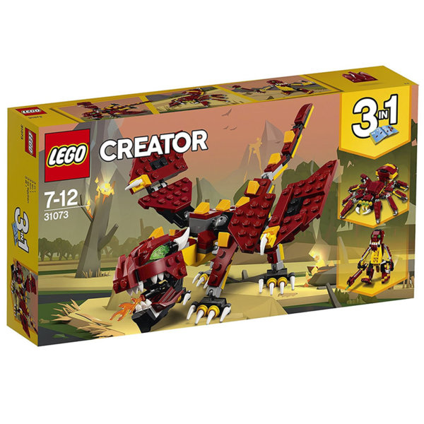 Lego 31073 Creator - Митични създания