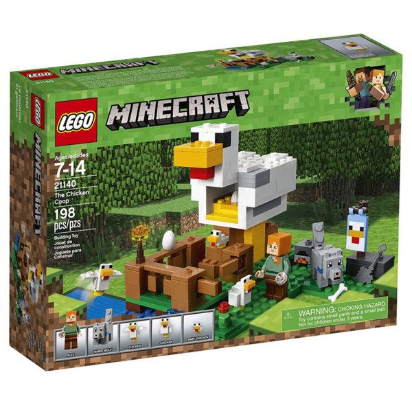 Lego 21140 Minecraft - Кокошарник