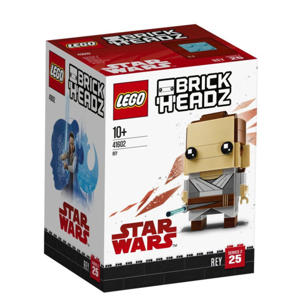 Lego 41602 BrickHeadz - Star Wars Рей