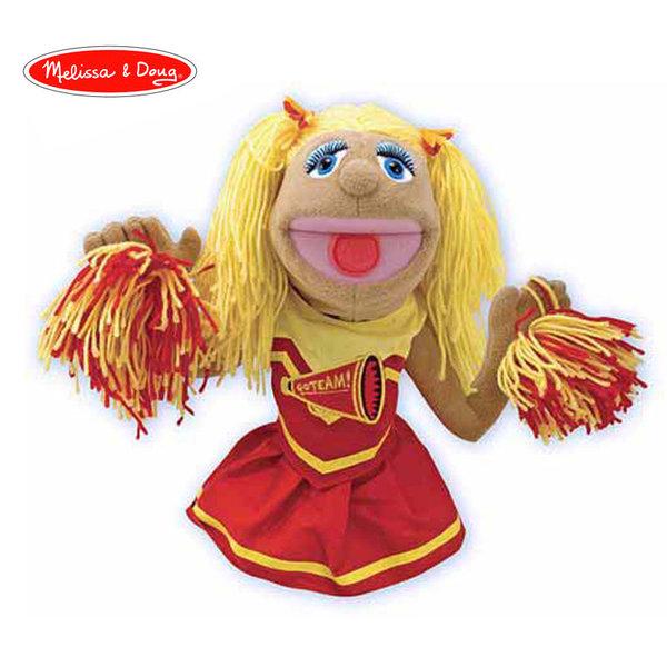 Melissa&Doug - Плюшена кукла за куклен театър Мажоретка 12554