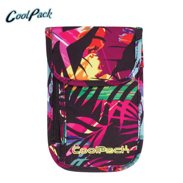 Cool Pack - Tourist Портмоне за врат Tropical island 74018