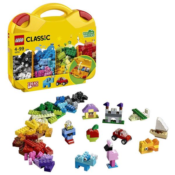 Lego 10713 Classic - Творчески куфар