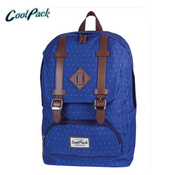 Cool Pack - City Ученическа раница Blue dots 72236