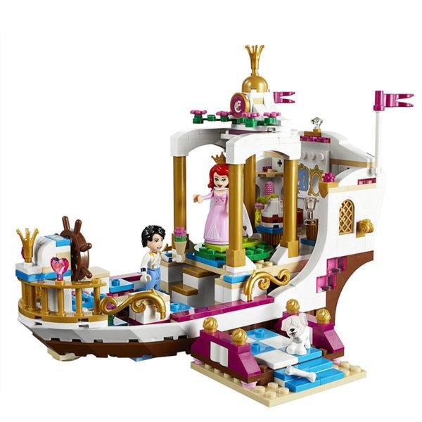 Lego 41153 Disney Princess - Кралската лодка за празненства на Ариел